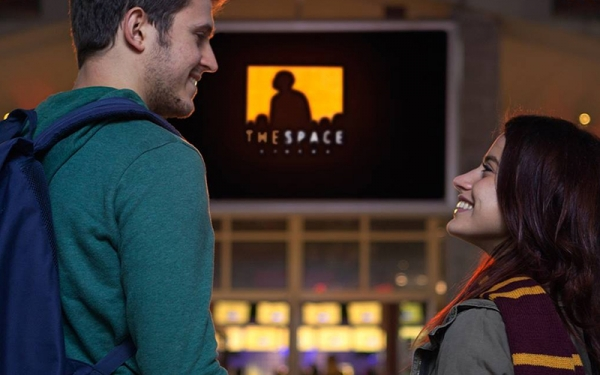 The Space Cinema: sostituzione VOUCHER